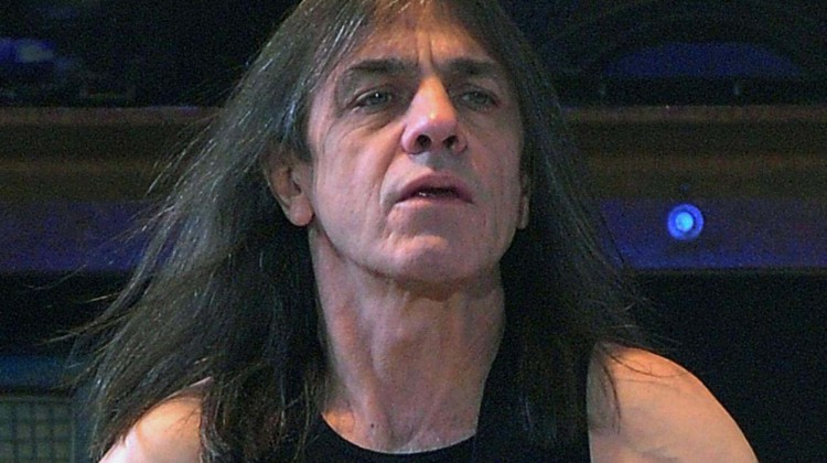Malcolm Young. AC/DC