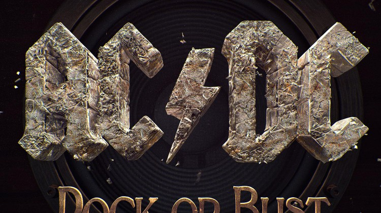 Capa AC/DC. Rock or Bust. 2014.
