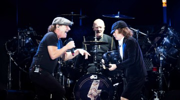 AC/DC Rock or Bust Tour 2015
