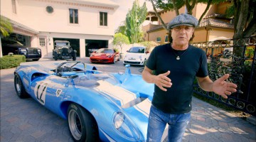 Brian Johnson AC/DC - Cars That Rock